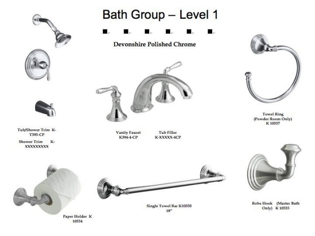 New Bathrooms Will Have Gorgeous Kohler Bath Accessories